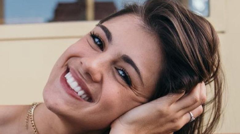 Ashley Howland smiling
