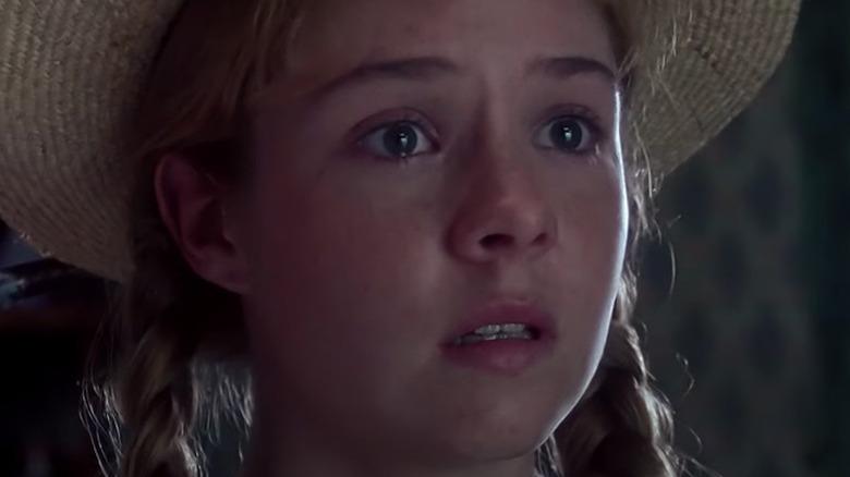 "Megan Follows as Anne Shirley in ""Anne of Green Gables"""