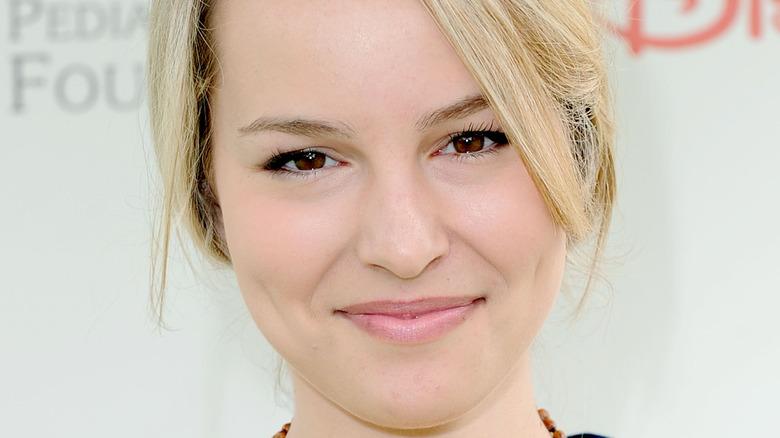 Bridgit Mendler in 2010, close-up