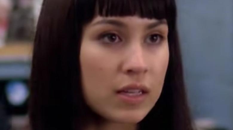 """Cassie Steele in """"Degrassi"""""""