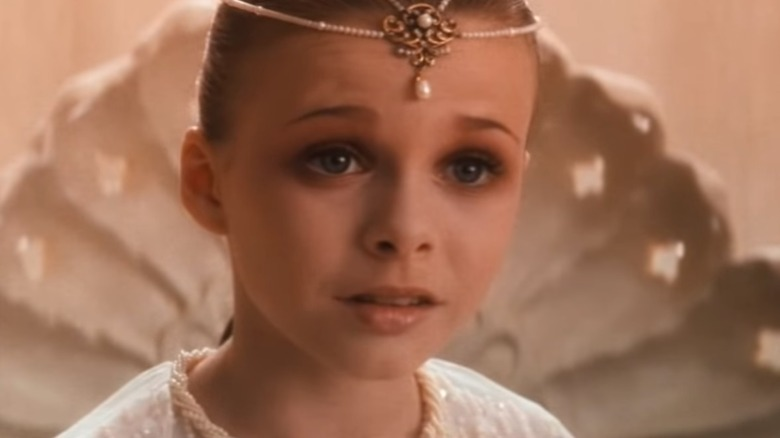 Tami Stronach as the Childlike Empress in The NeverEnding Story
