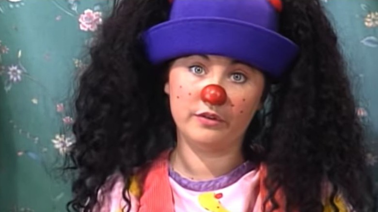 Alyson Court on The Big Comfy Couch