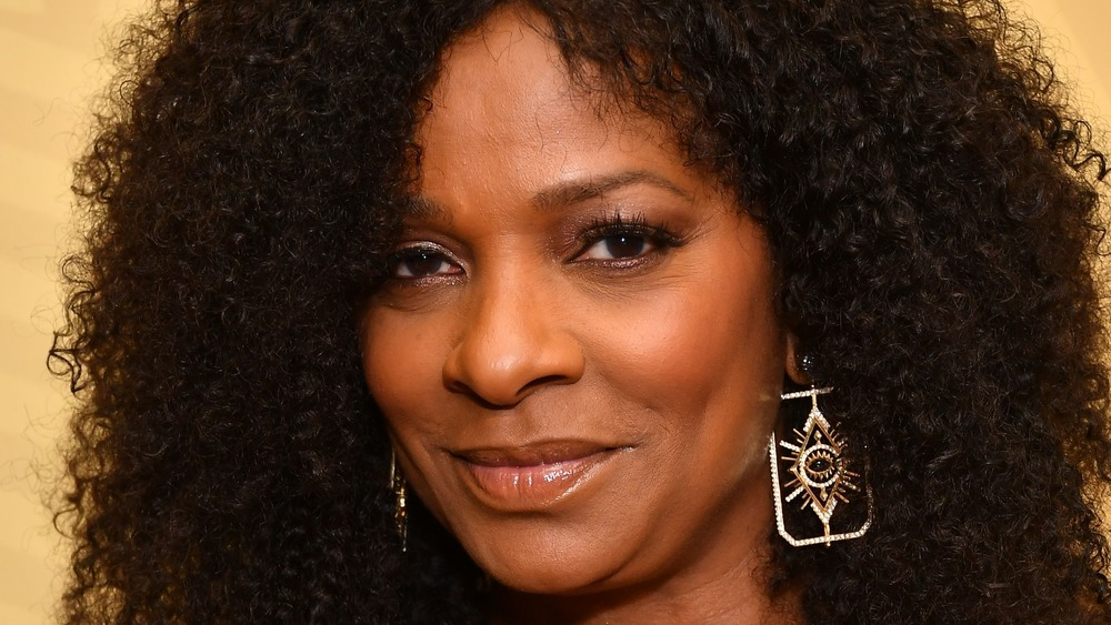 Vanessa Bell Calloway on the red carpet