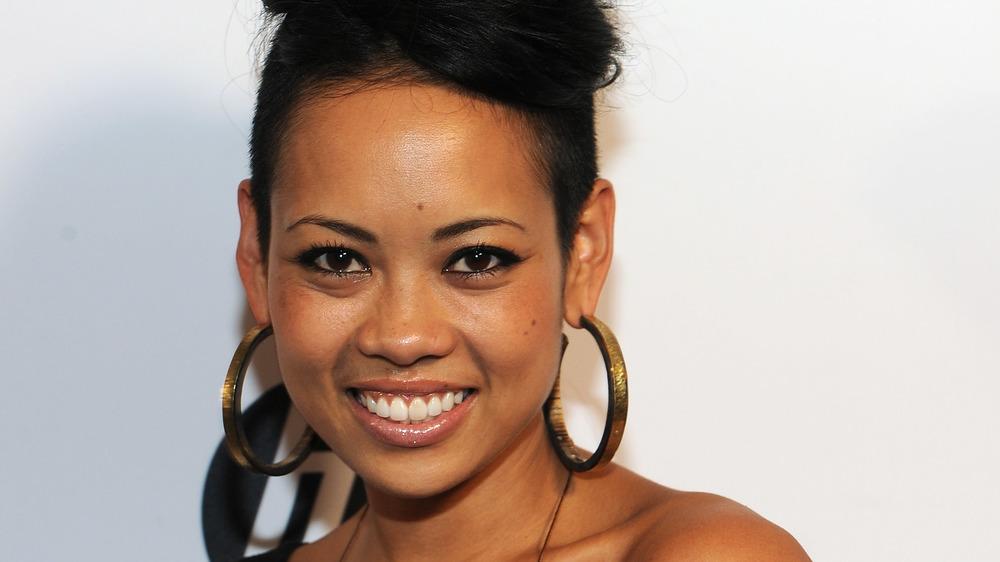 Anya Ayoung-Chee smiling