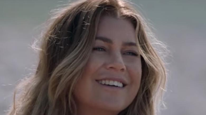 Meredith Grey in 'Grey's Anatomy'