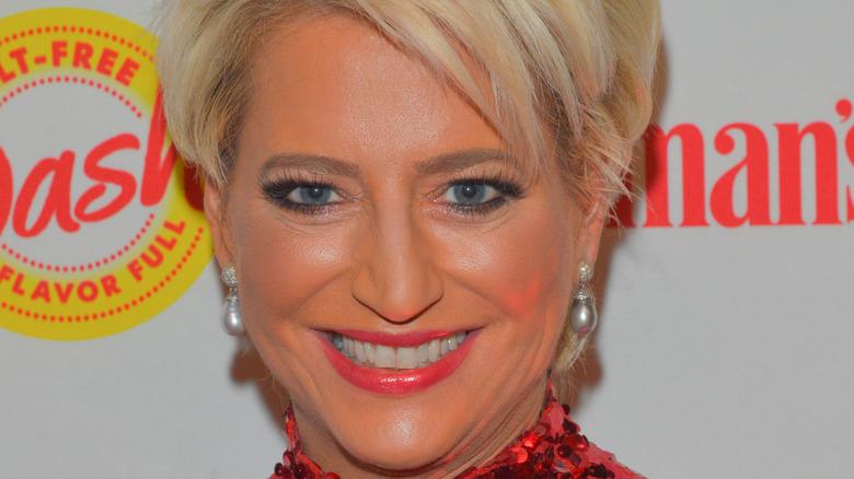 Dorinda Medley smiling