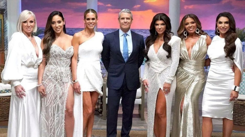 The Real Housewives Of New Jersey reunion