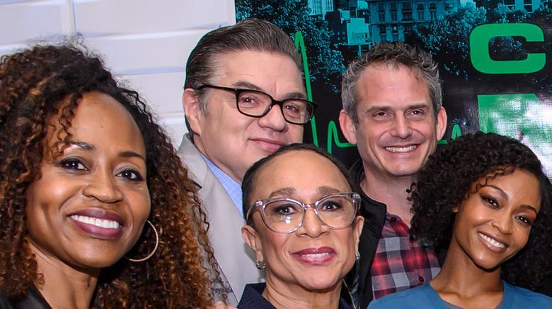 Cast members of Chicago Med