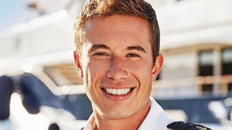 David Pascoe smiling