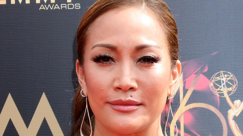 Carrie Ann Inaba looking into camera