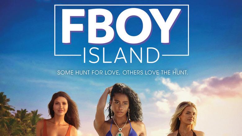 FBoy Island promo shot