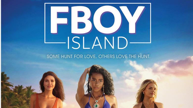 FBoy Island logo