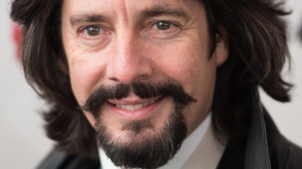 Laurence Llewelyn-Bowen on the red carpet