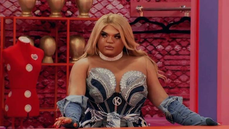 RuPaul's Drag Race star Kandy Muse appears on the hit show