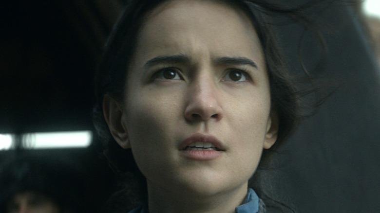 Jessie Mei Li in Shadow and Bone