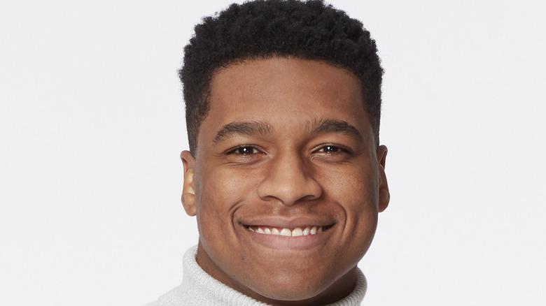 Bachelorette contestant Andrew Spencer, 2021
