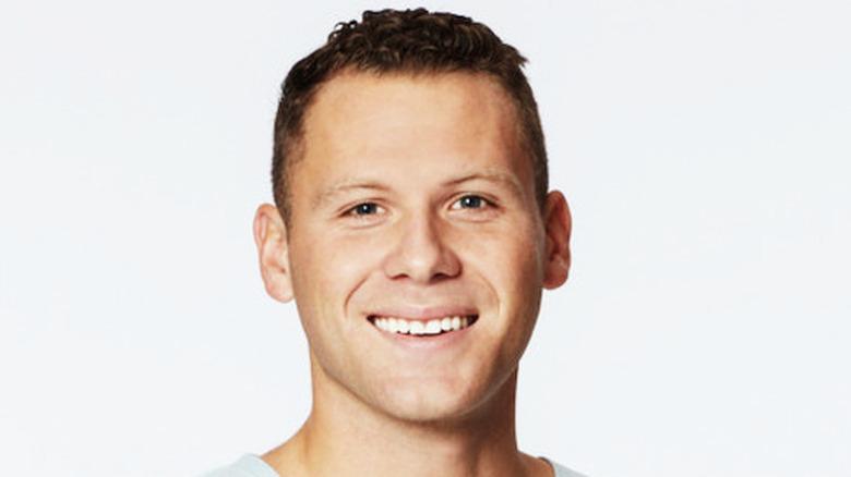 Cody Menk smiling