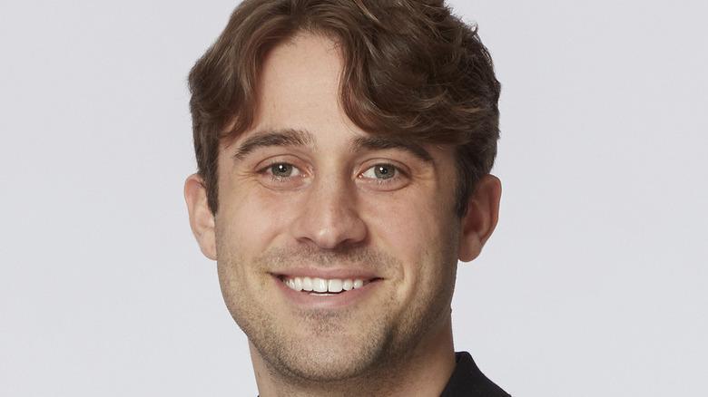 Bachelorette contestant Greg Grippo smiling