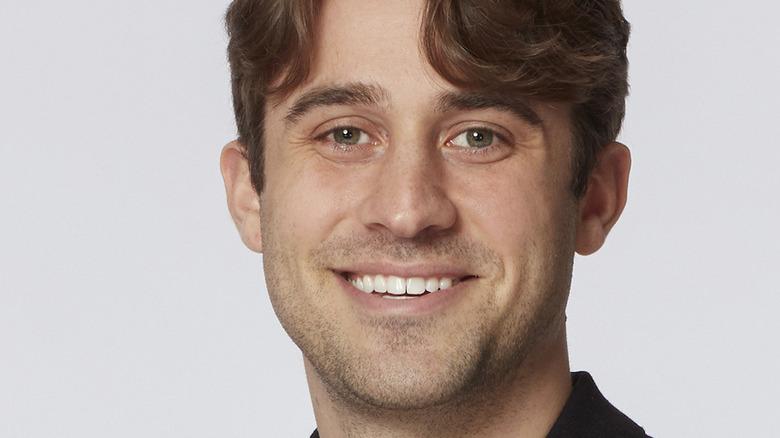 Greg Grippo smiling