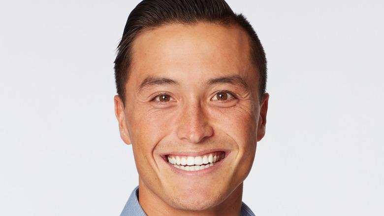 John Hersey smiling in promotional photo