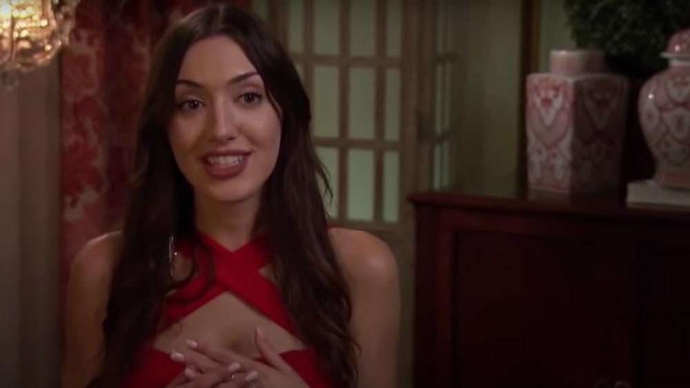 Alana Milne on The Bachelor