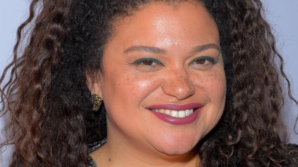 Michelle Buteau smiling
