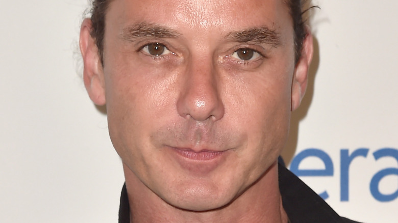 Gavin Rossdale on the red carpet
