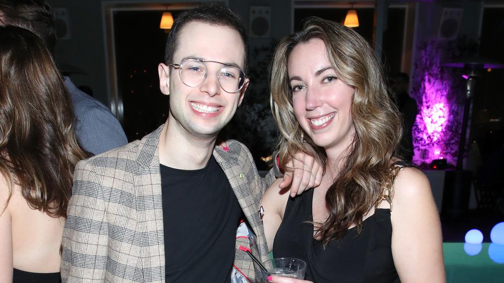 Maggie Bustamante and Zach Kornfeld