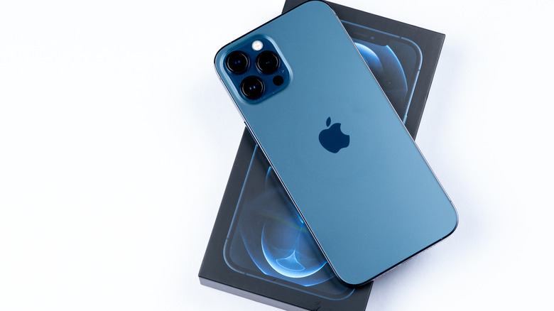 Apple iPhone 12 Max Pro