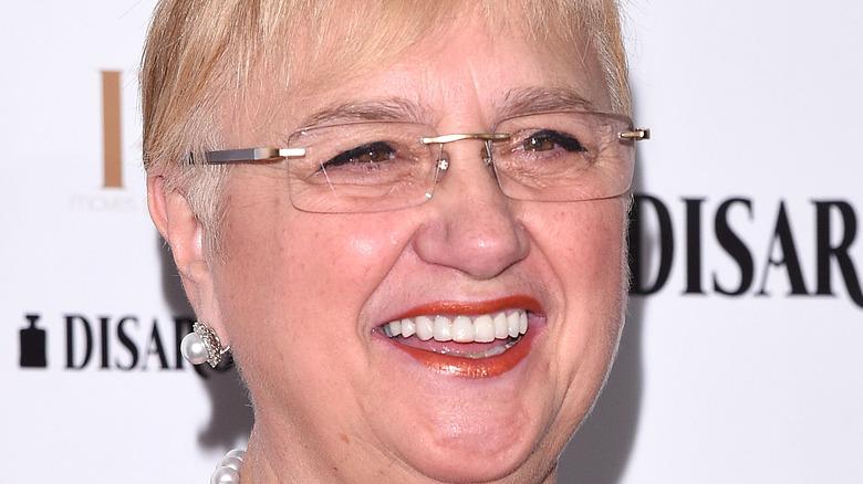 Lidia Bastianich smiling in glasses