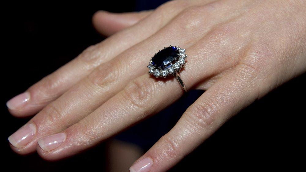 diamonds against black background