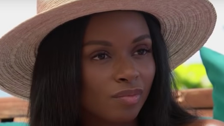Natasha Parker on Bachelor in Paradise