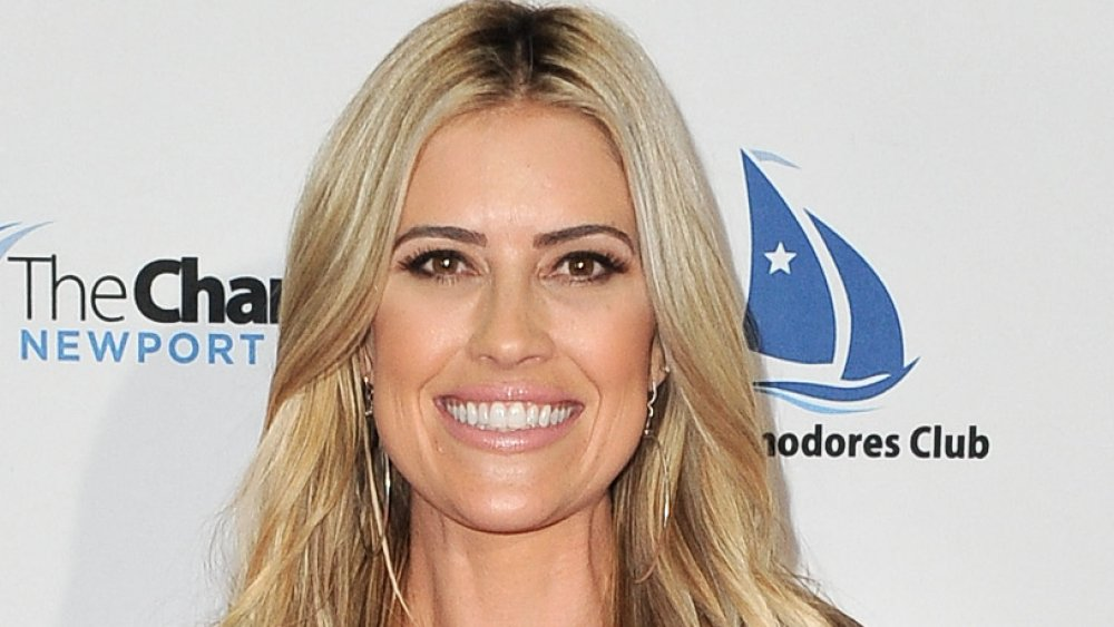 Christina Anstead at an event in California