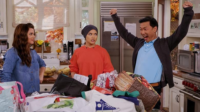 Eddie Shin in Alexa & Katie