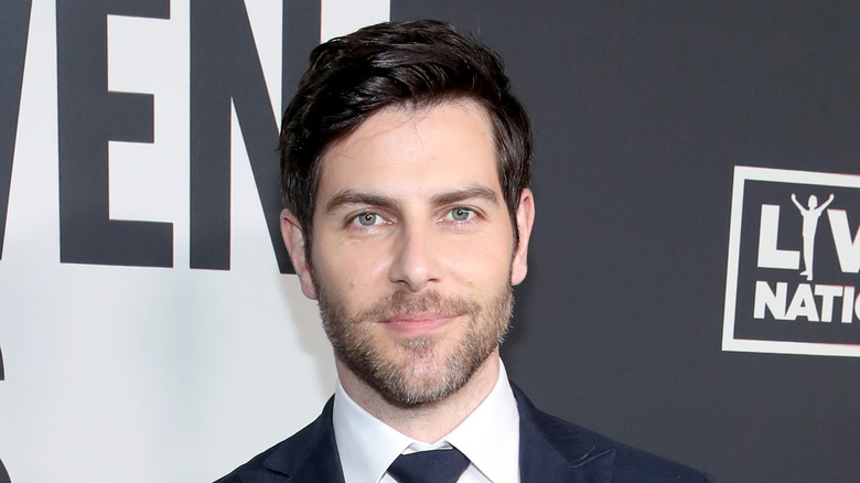 David Giuntoli, who plays Eddie from A Million Little Things