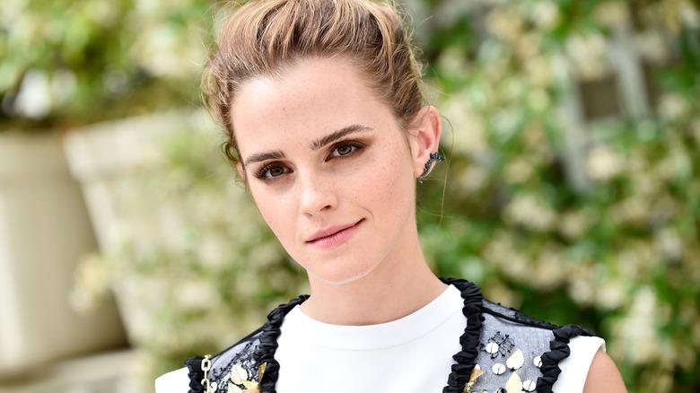 Emma Watson, Harry Potter's Hermione Granger