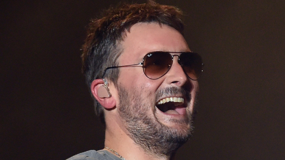 Eric Church performs during festival