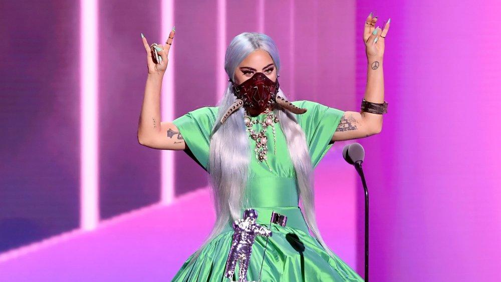 Lady Gaga wins VMAs