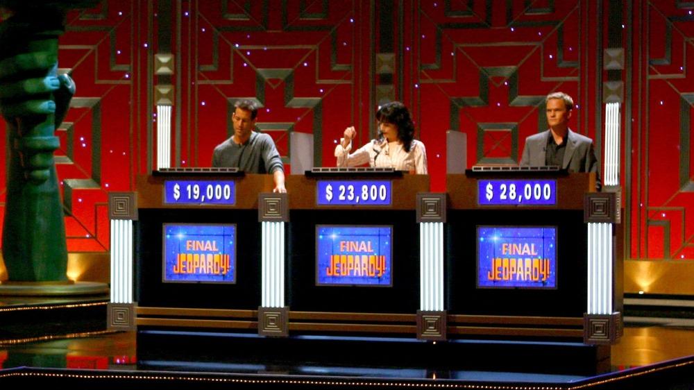 Jeopardy! contestants