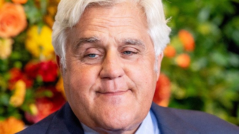 Jay Leno at an event