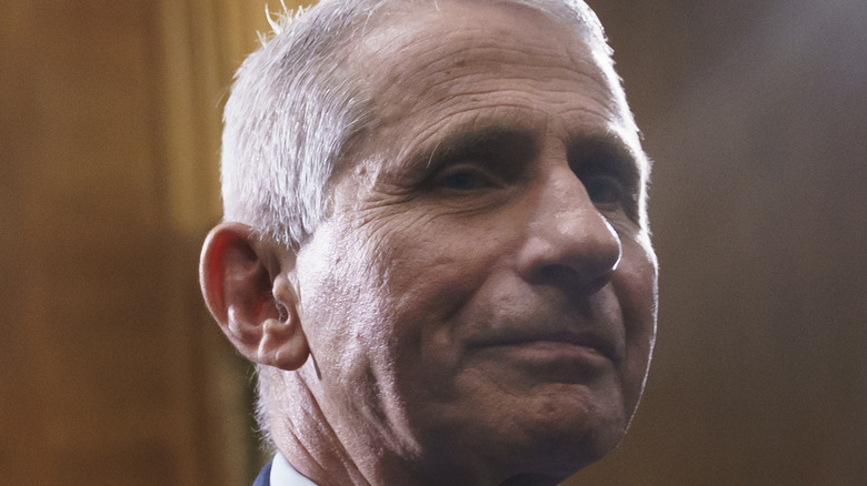dr anthony fauci in congress