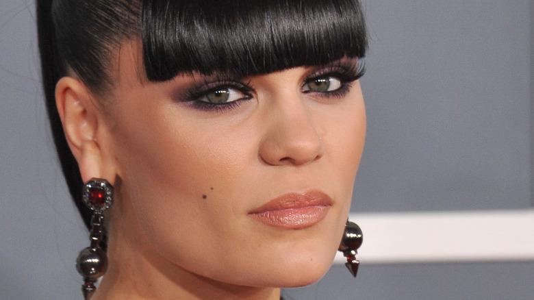 Jessie J at the Grammy Awards