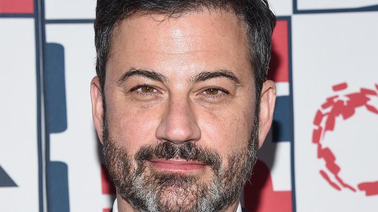 Jimmy Kimmel up close