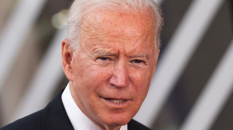 Joe Biden at an event