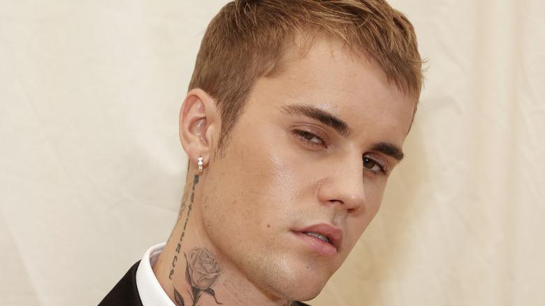 Justin Bieber, Met Gala, 2021