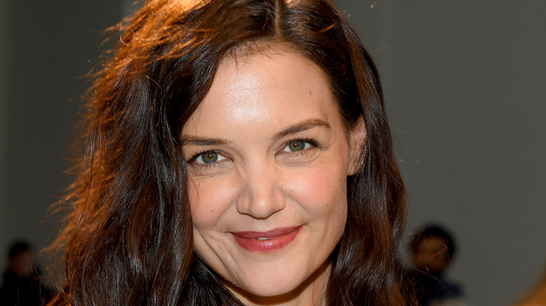 Katie Holmes at an event.