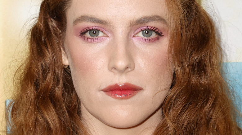 Riley Keough at event