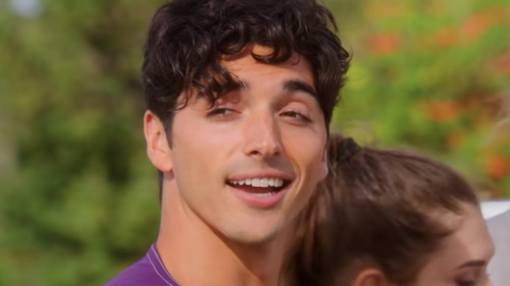 Taylor Zakhar Perez as Marco from The Kissing Booth 2