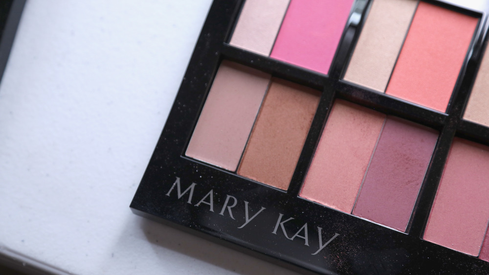 Mary Kay makeup palette