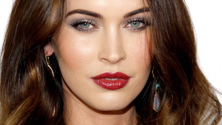 Megan Fox red carpet